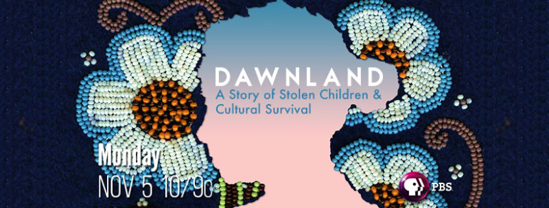 Want to help? Set DVR for DAWNLAND 11/5